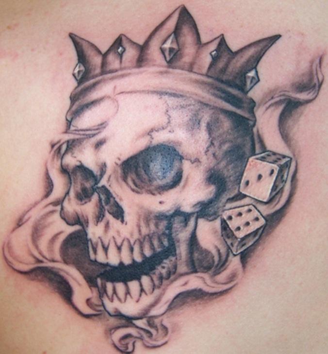 Wzory Tatuaży Czaszki