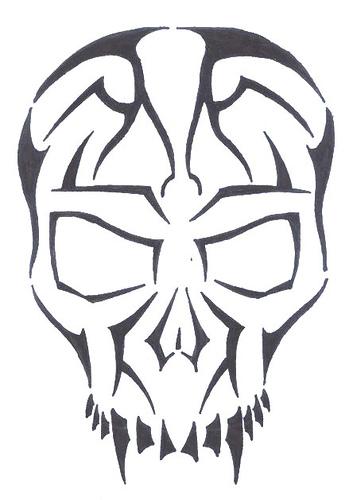Wzory Tatuaży Czaszki 11