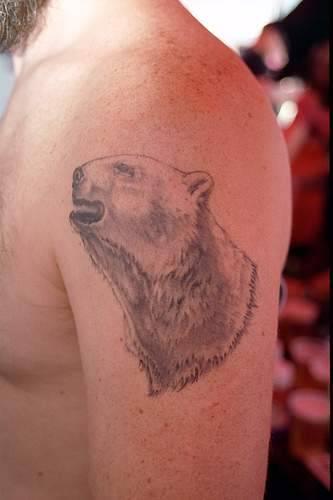 Wzory Tatuaży Zwierzęta 8