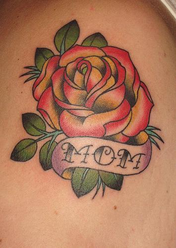 Wzory Tatuaży Kwiaty 15